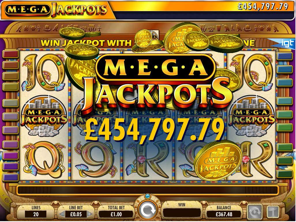 Mega Fortune Slot 26203