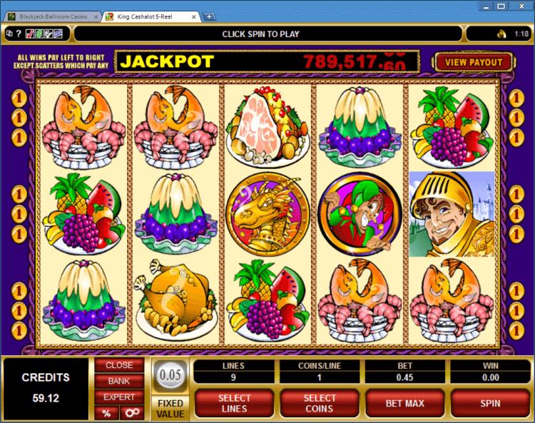 King of Slot 60869