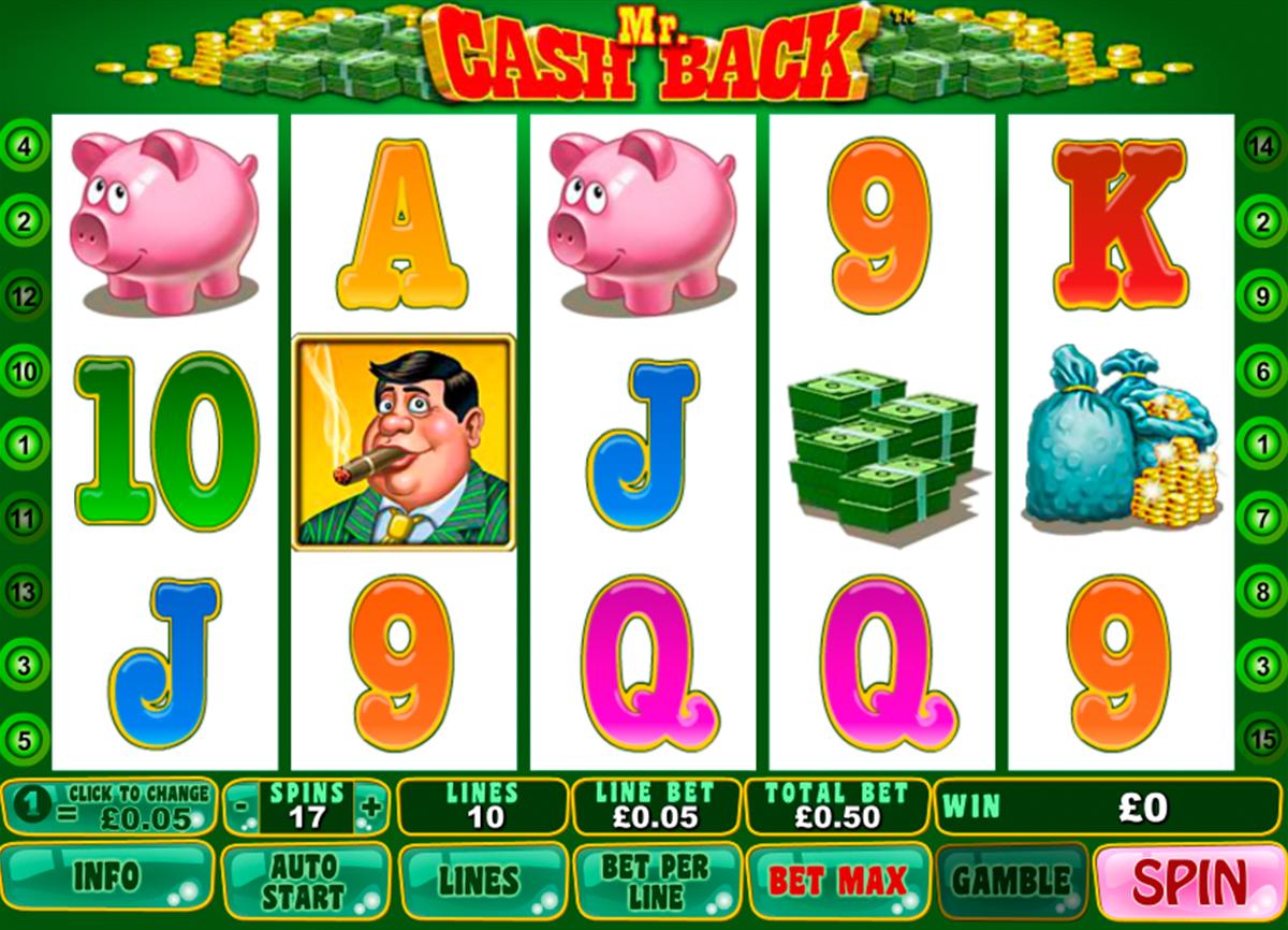 Cash Back 78418