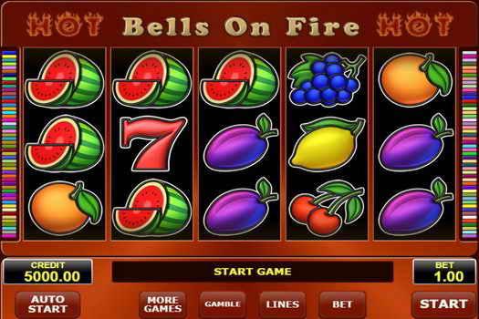 Fire Fortune Slot 54015