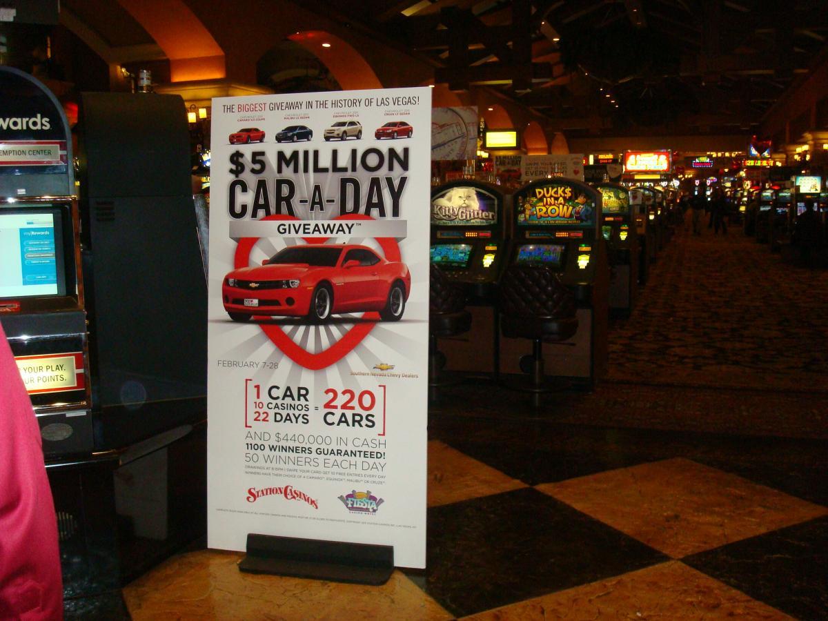 Casino Car 42337