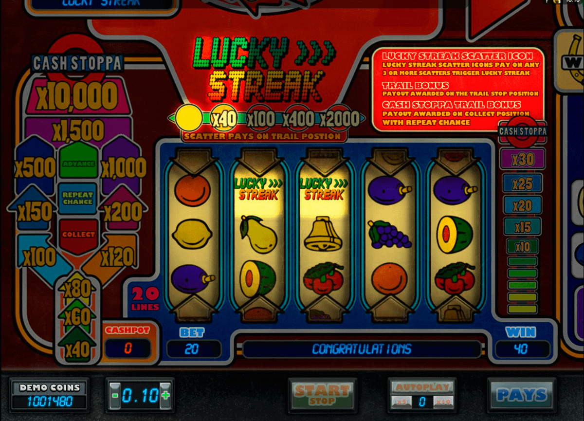 Urban Casino Lucky 40844