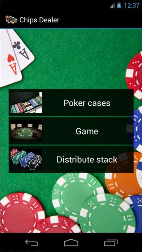 Poker Chip Values 49568