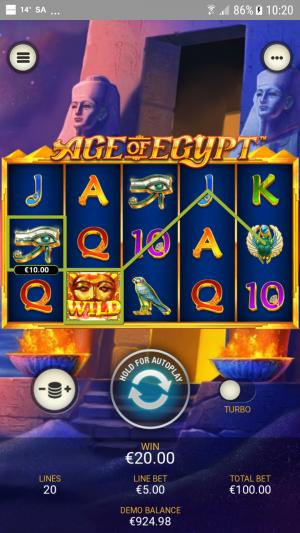 Jackpots Series of 57497