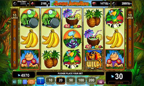 Jungle Games 90298
