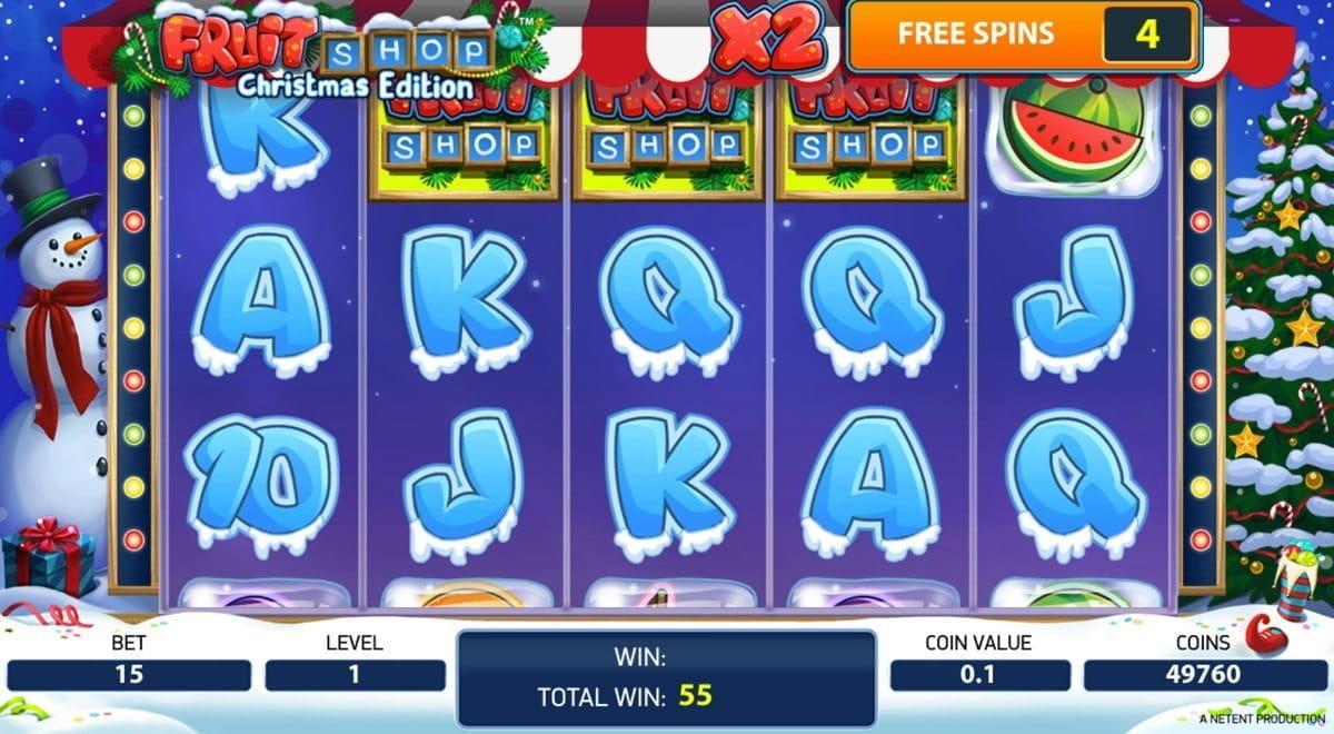 Christmas Casino Slots 15407