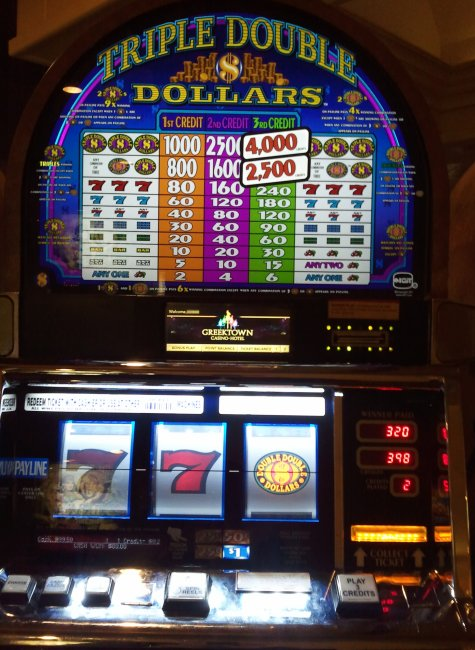Slot Machine Odds 87313