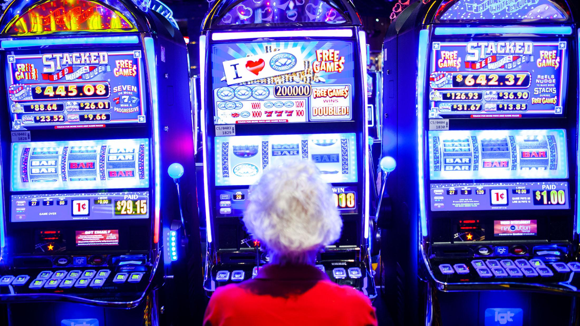 Slot Machine Payouts 16709