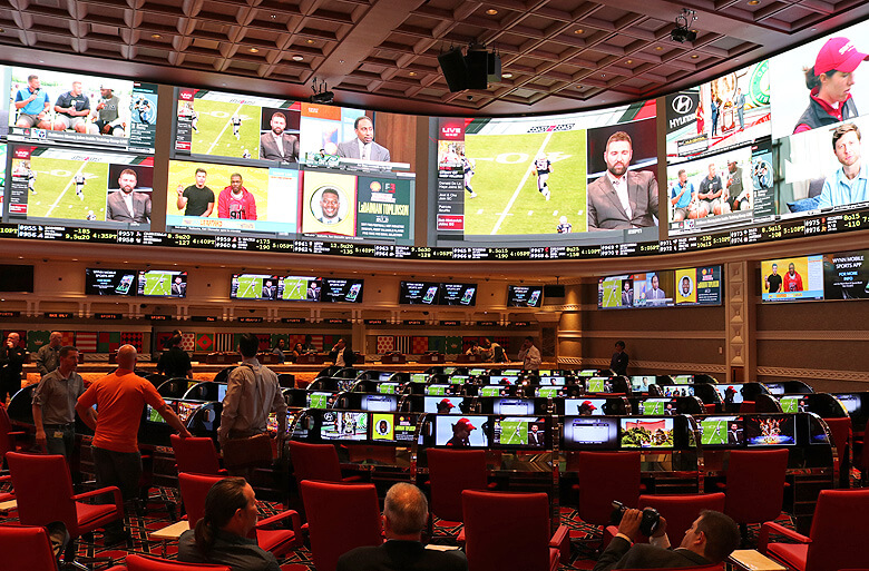 Best Vegas Sportsbooks 85255