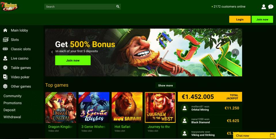 Bitcoin Bonus Casino 57947