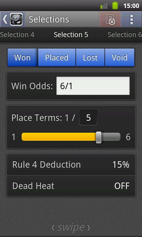 Blackjack Bet Spread 76589