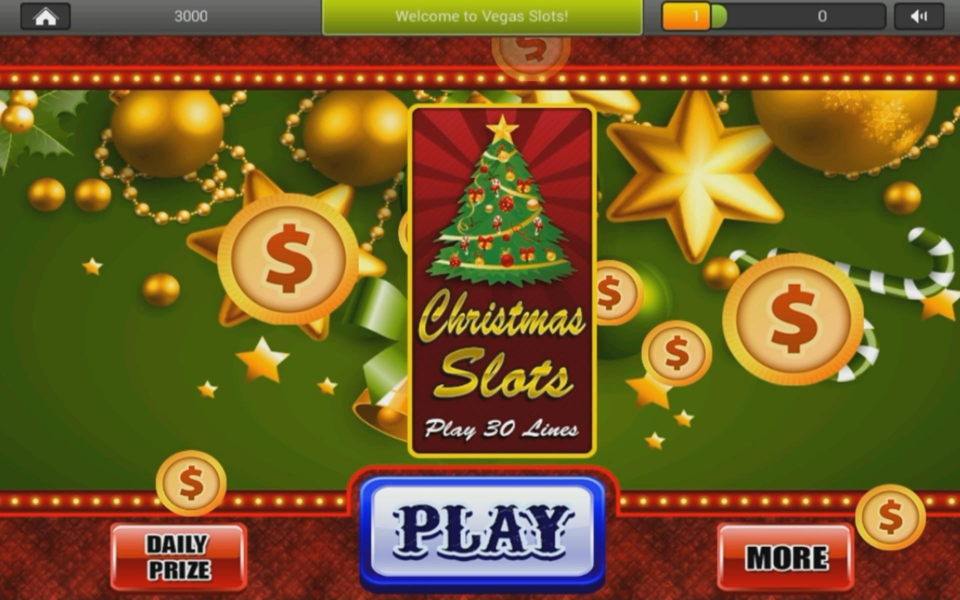 New Christmas Slots 38899