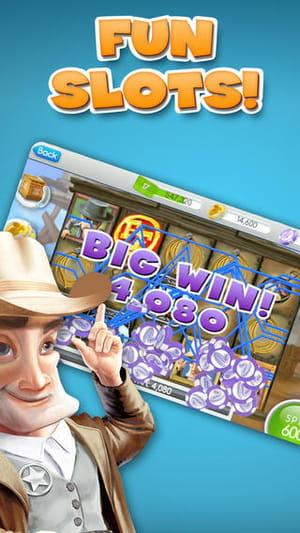 Slot Machine Money 23639