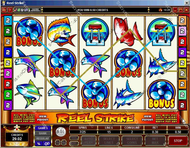 Slot Machine Payouts 88041