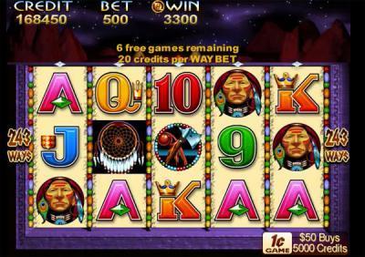 Cash Online Pokie 52168
