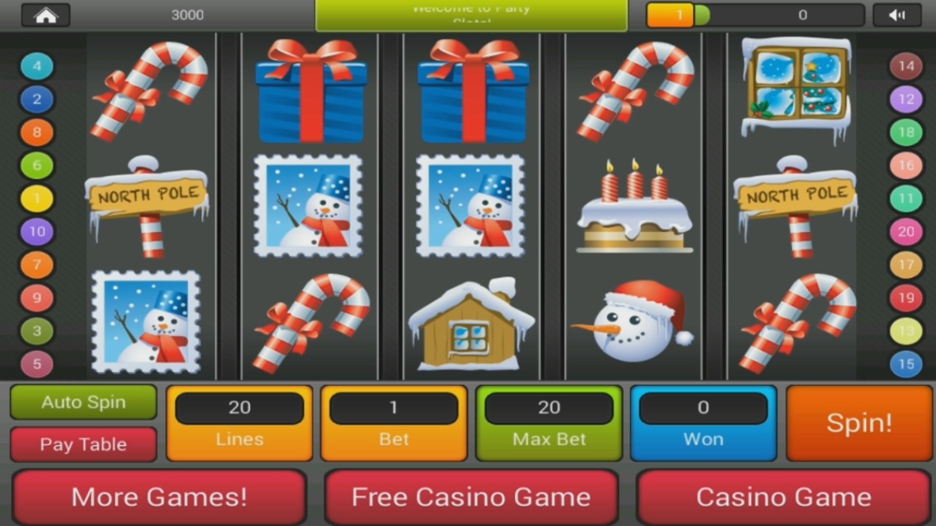 Casino Win Gift 33984