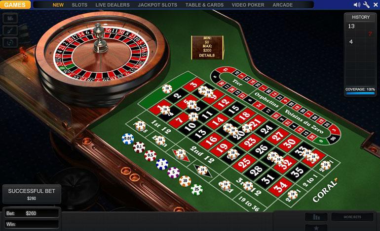 Casino With 50603