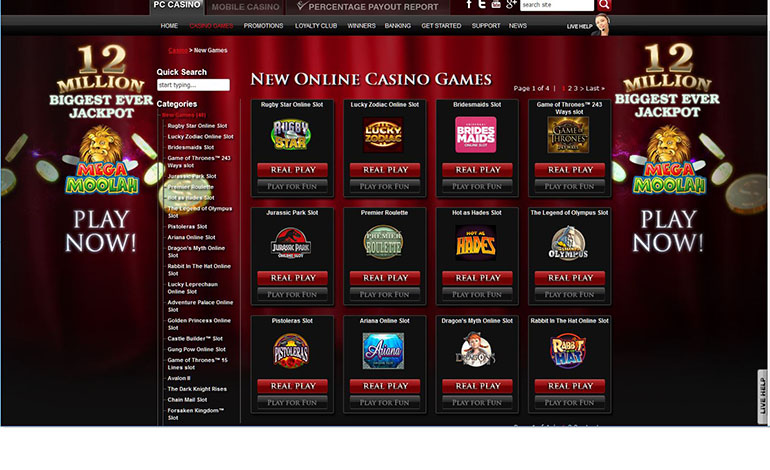 Casino With 50066