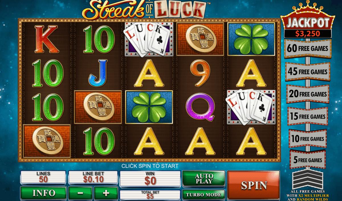 Lucky Streak 78509