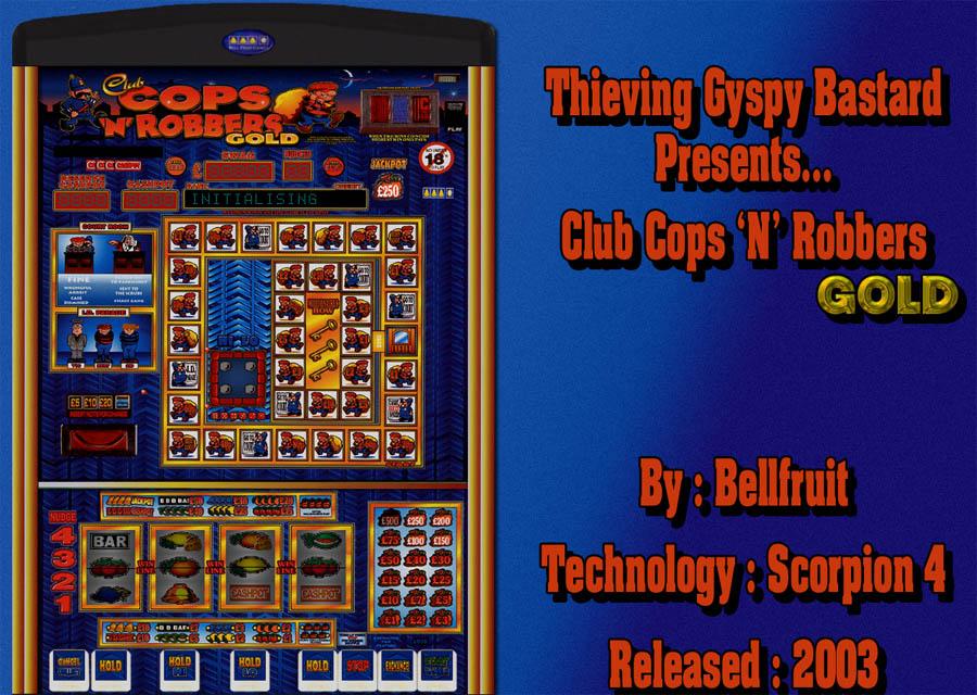 Cops Robbers Slot 51821