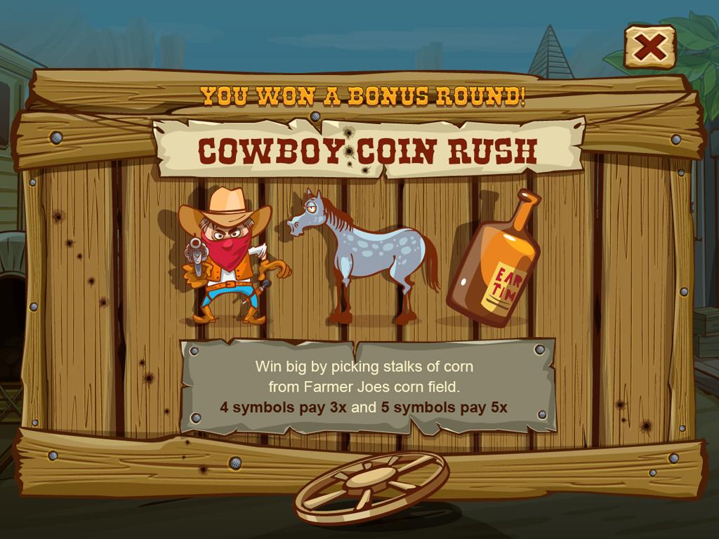 Cowboys Slot Bonus 69323