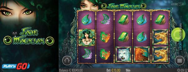 Jade Magician 82999