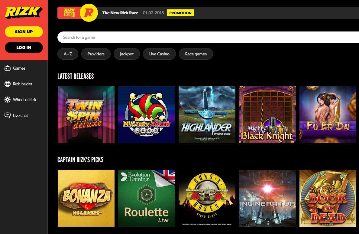 Casino Bonus Real 98487