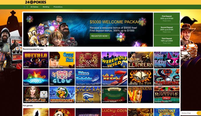 Online Casino Debit 67406