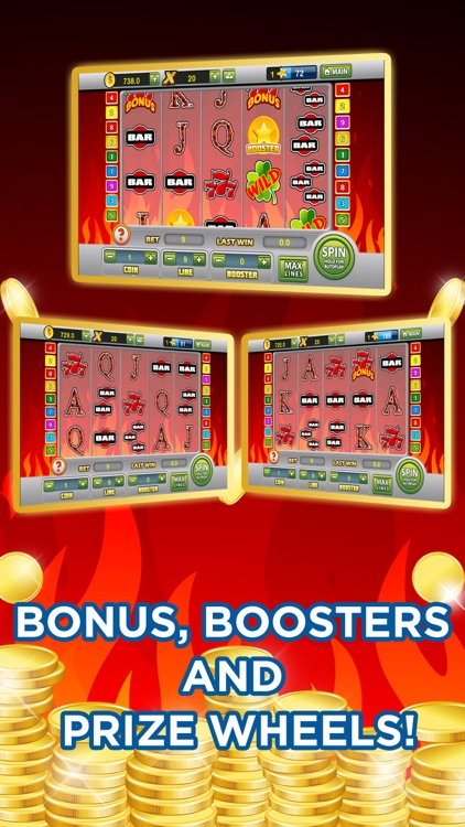 Sizzling Spins 39498