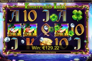 Irish Gold Slot 13010