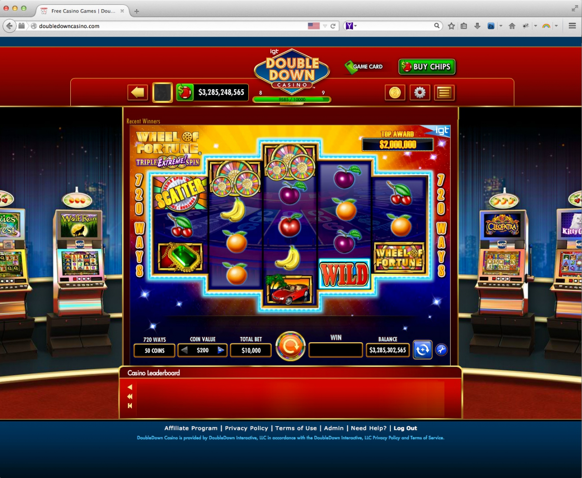 Video Slots Desktop 34712