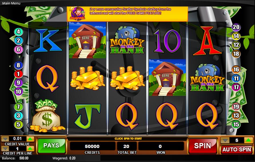 Everybody Jackpot Slot 19950
