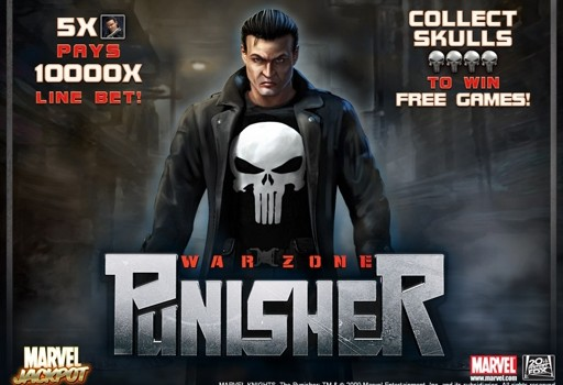 Punisher War Zone 27639