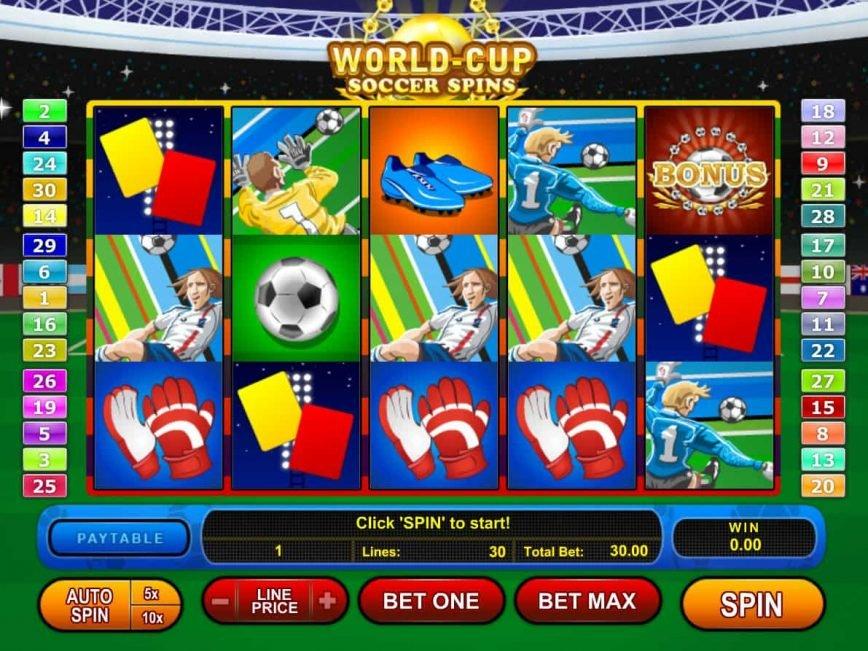 Soccer Slot 47311