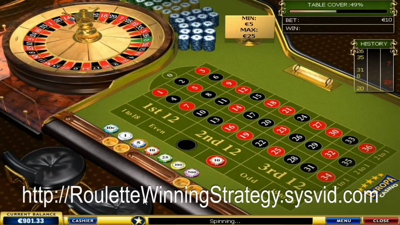 Rating Roulette Games 67943