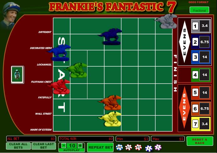 Frankie Dettori Magic 33392