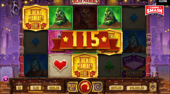 Gold King Slot 96587