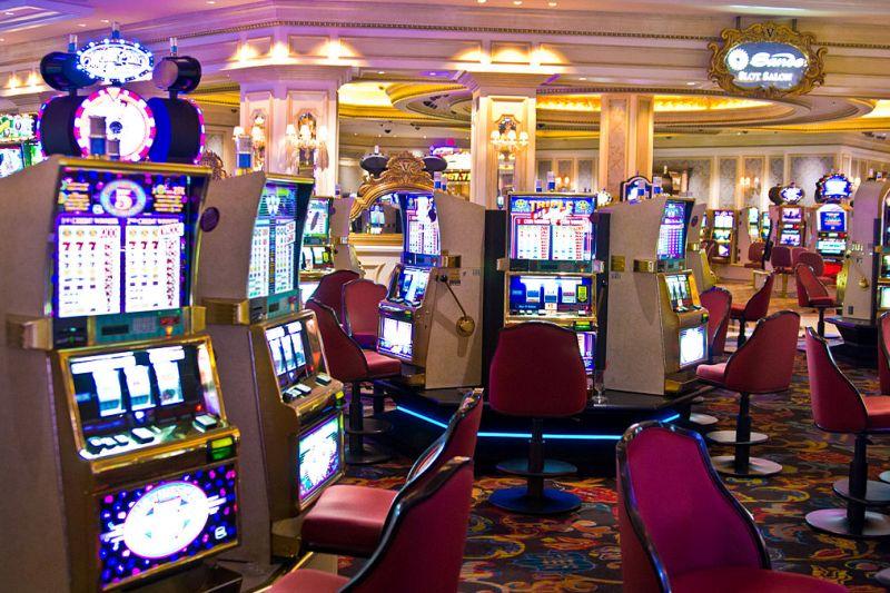 High Limit Slots 71088