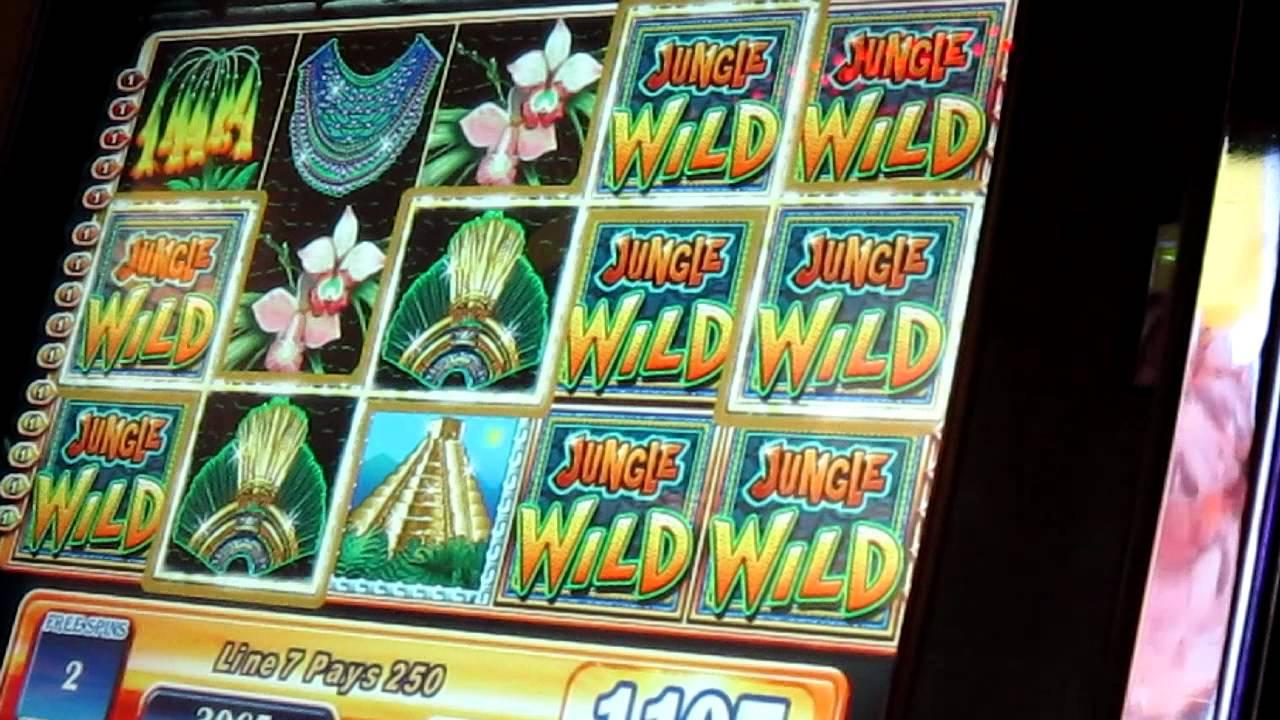 Jungle Games Slot 68859