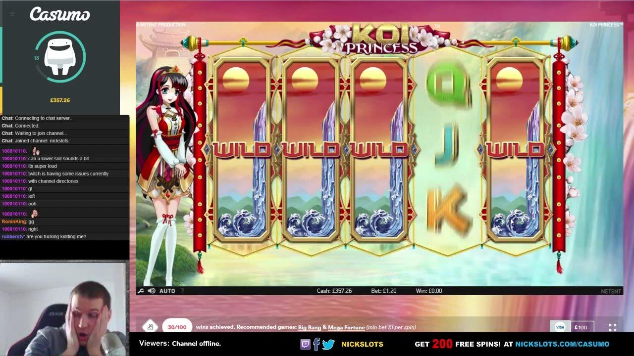 Koi Princess 25756