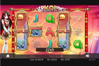 Koi Princess Slot 68441