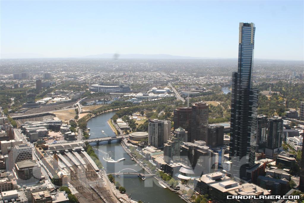 Melbourne Cash 31111