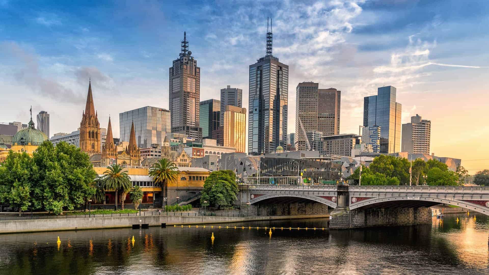 Melbourne Cash 28948