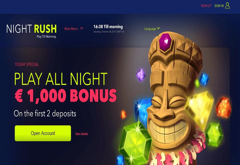 Report Review Nightrush 77342