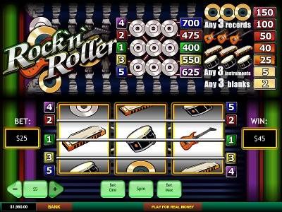 Rock N Roller 62446