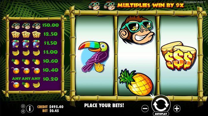 Safari Madness Slot 21510