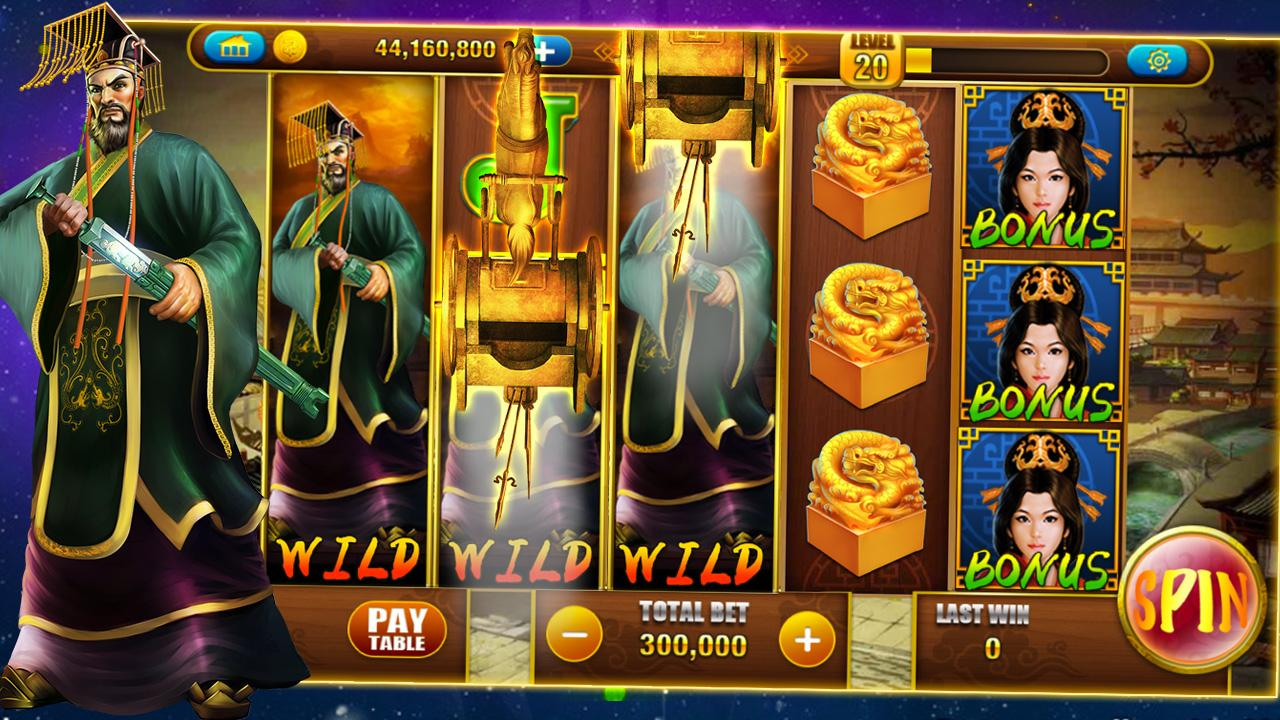 Slot Game Features 64671