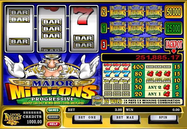 Slot Machine 69922