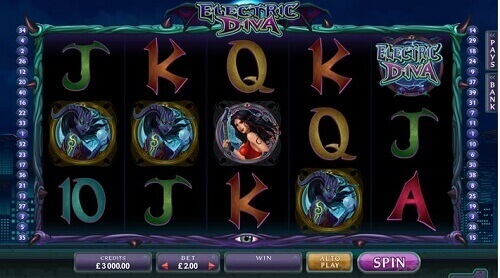 Slot Machine 70026