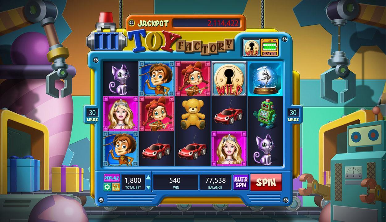 Slot Machines 59401